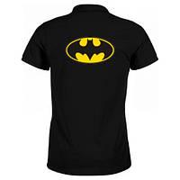 """Мужская футболка с принтом """"Бэтмен"""""""