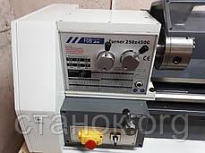 FDB Maschinen Turner 250-450 G Токарный станок по металлу (c механической коробкой) Аналог ТВ-4 фдб, фото 2