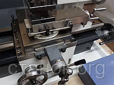 FDB Maschinen Turner 250-450 G Токарный станок по металлу (c механической коробкой) Аналог ТВ-4 фдб, фото 3