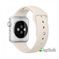Ремешок Apple Watch 42mm Antique White Sport Band (MLL12)