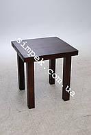 Стол для кафе, бара, ресторана деревянный 800 х 800 мм