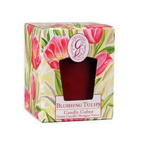 Цветущие Тюльпаны Greenleaf Свечи-Кубики