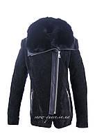Куртка замшевая Drmaanco батальных размеров