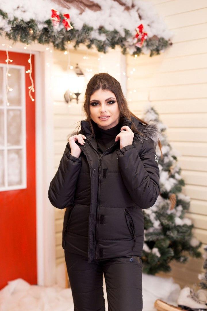 Женский костюм с комбинезоном