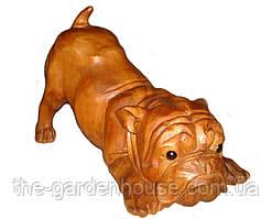 """Статуэтка собаки """"Бульдог"""" 40 см"""