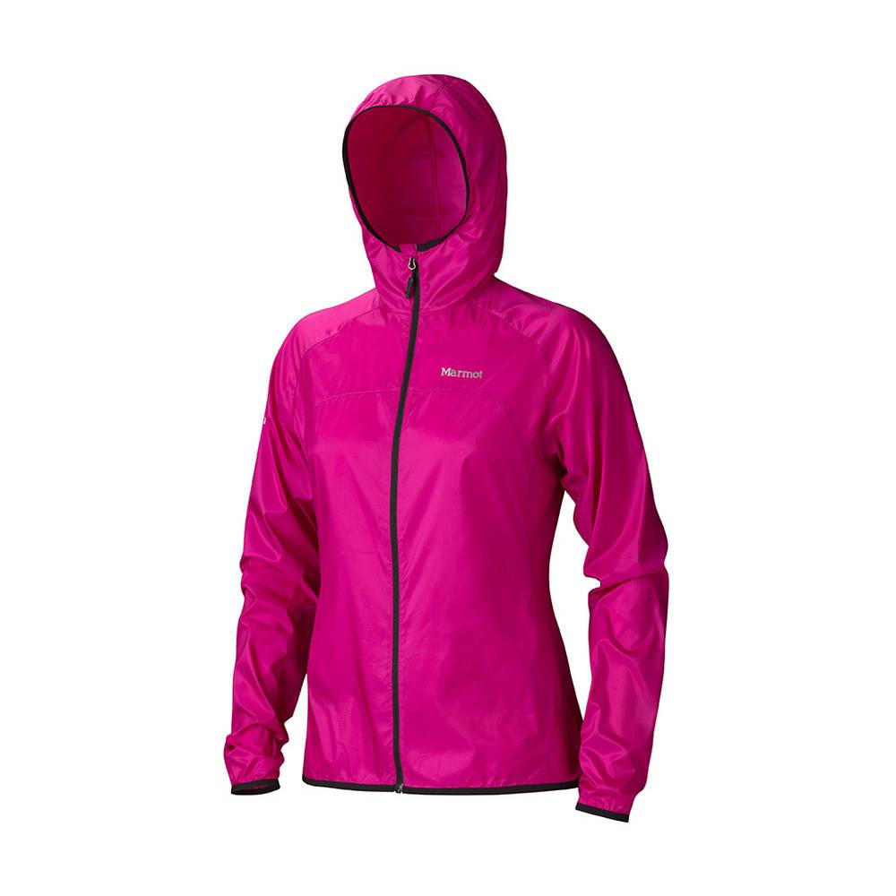 Куртка Marmot Wm's Trail Wind Hoody lipstick -XL