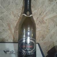Игристое сухое вино Contri Cuvee Brut 0,75л
