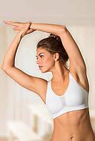 Женский спортивный бюстгалтер с высокой фиксирующей функцией, фото 1