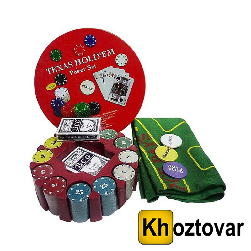 Игра покер техас