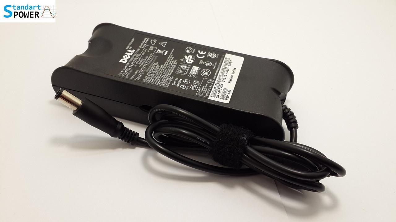 Блок питания для ноутбука Dell XPS M1530 19.5V 3.34A 65W 7.4x5.0mm