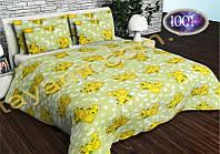 Детский комплект постельного белья в кроватку №дсм27