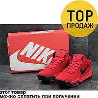 Мужские кроссовки Nike Zoom, красного цвета / кроссовки мужские Найк Зум, сетка, удобные, стильные