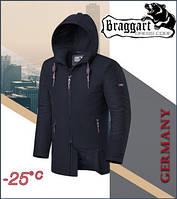 Braggart Dress Code 2066 | Мужская куртка зимняя графит