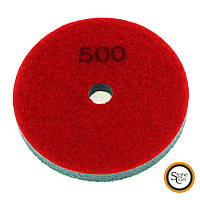 № 500 алмазный спонж d 125 mm