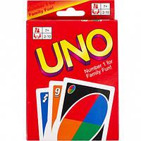 Карты игральные «UNO»