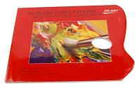 Палитра бумажная универсальная 40 листов 80 г/м.кв D.K.ART & CRAFT