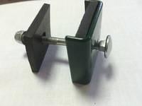 Комплект кріплення для сітки огорожі Скоба 40х60