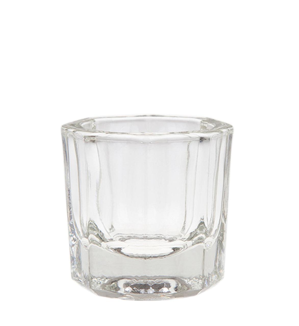 CC Brow стеклянный стаканчик для разведения хны 5 мл.