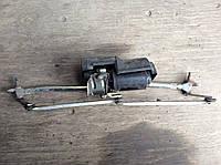 Трапеция дворников моторчик стеклоочистителя Fiat Doblo, фото 1