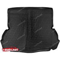 Полиуретановый коврик в багажник для Hyundai Elantra (MD) (седан) 2011-