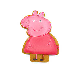 Пряник имбирный Свинка Пеппа