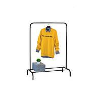 """Стойка для одежды """"Лофт 1Б"""" - 135х100х48,5 см, фото 1"""