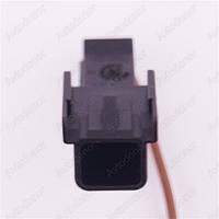 Разъем электрический 2-х контактный (16-15) б/у