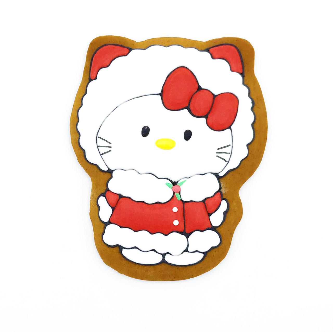 Пряник имбирный Хелло Китти Hello Kitty