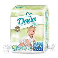 Подгузники Dada Premium 5 Junior (15-25 кг) 44 шт