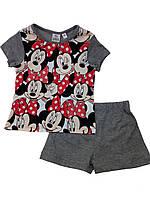 Пижама на девочку летняя 128 см