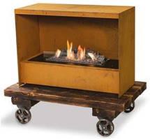 Steampunk Fireplace