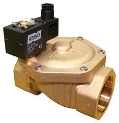 """Клапан 2"""" нормально-закрытый GEVAX 1901-KBNI010-500-220AC 2"""" NBR  электромагнитный"""