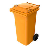 Баки для мусора зуло 120 л Sulo Оранжевый