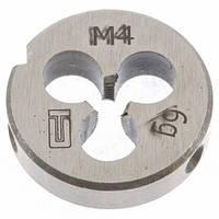 Плашка М4 х 0,7 мм// СИБРТЕХ 77009
