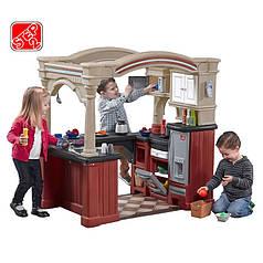 Детская интерактивная кухня Step2