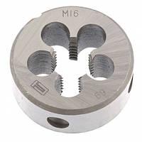 Плашка М16 х 2,0 мм// СИБРТЕХ 77044
