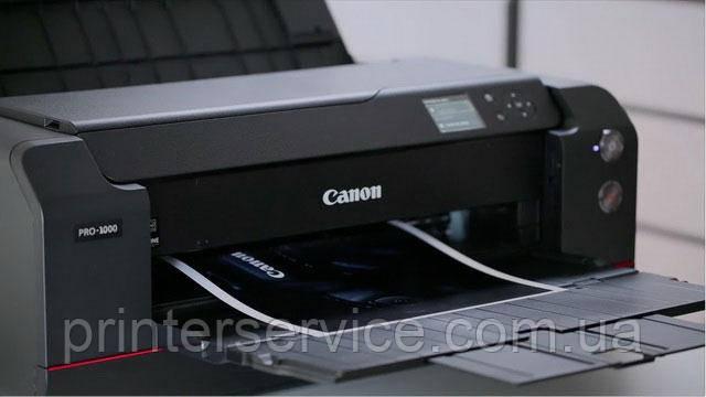 Цветной принтер А2 Canon  imagePROGRAF PRO-1000