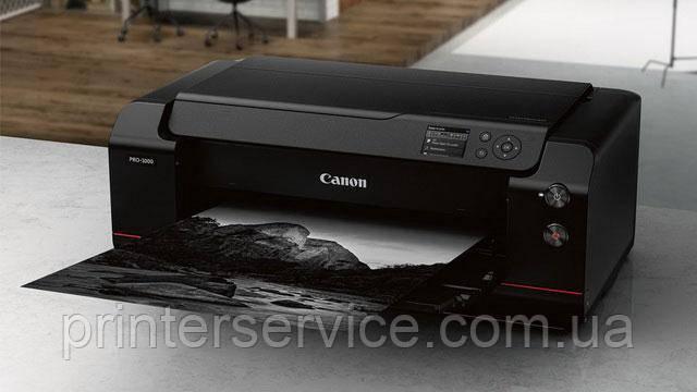 плоттер Canon iPF PRO-1000