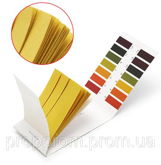 """Лакмусовая бумага Ph 0-14 - ЧП """"Химсбыт"""" в Запорожье"""