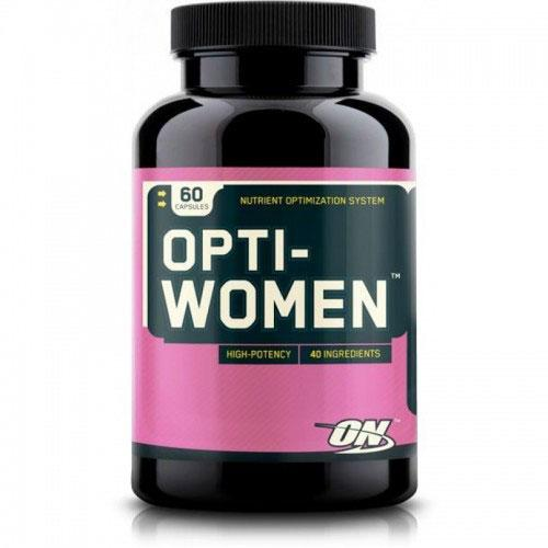 Optimum Nutrition Opti Woman 60 caps