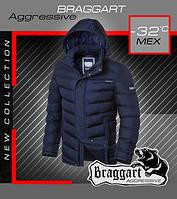 Куртка Braggart мужская с мехом