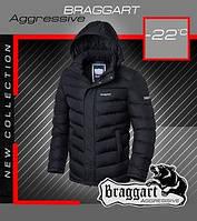 Зимняя куртка мужская на молнии