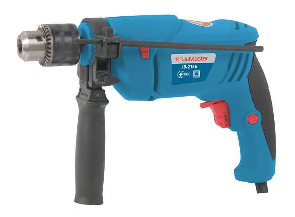 Дрель электрическая 850 Вт BauMaster ID-2185 , фото 2