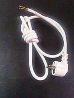 Провод с вилкой ПВС-ВП 3х1,0-250-4-10А (1,7м)  , фото 1