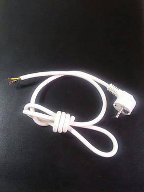 Провод с вилкой ПВС-ВП 3х1,0-250-4-10А (1,7м)  , фото 2