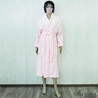 Халат длинный женский оптом в Украине. Сравнить цены, купить ... ca4aad6a301