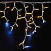 БАХРОМА СВЕТОДИОДНАЯ уличная 3х0,5 -желтый(150 Led)