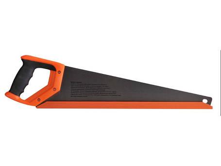 Ножовка по дереву 500 мм средний каленый зуб, 7 з/д, 3D Sturm 2100103 , фото 2