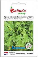 Семена горчицы японской Зеленая мизуна, однолетнее 0,3 г, Nem Zaden, Голландия