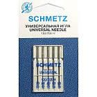 Набор игл «Schmetz» универсальный № 70-90  (5 шт.)